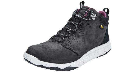 Teva Arrowood Lux Mid WP Shoes Women Black